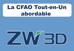 ZW3D la CFAO tout-en-un abordable